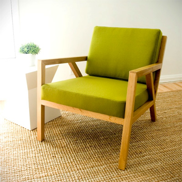 Spotlight On Gus Modern » Truss Chair