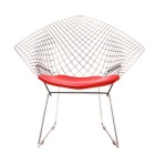 Bertoia's Diamond chair $1065