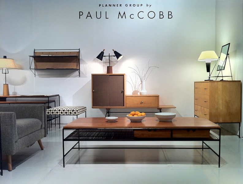 Paul Mccobb Eclectic Living Home