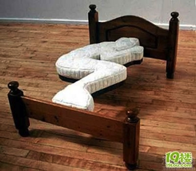 The most creative beds in the world 11