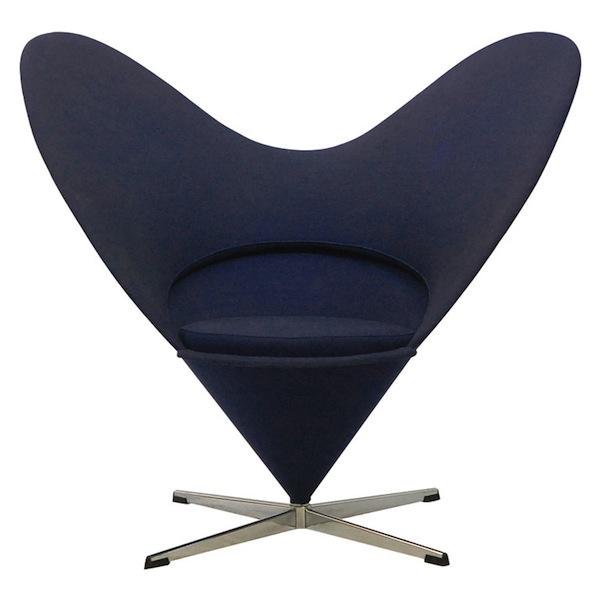 mcm master verner panton 1913 1998 eclectic living home. Black Bedroom Furniture Sets. Home Design Ideas