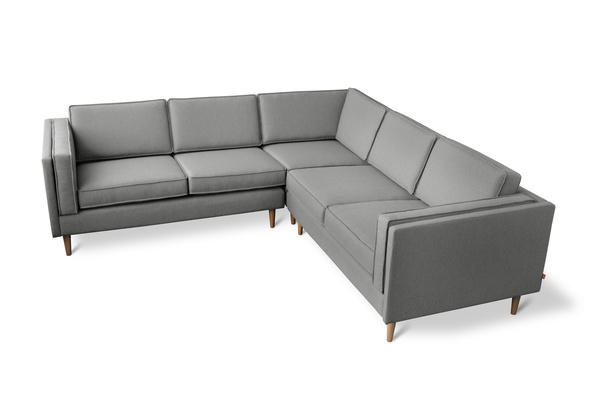 New From Gus Modern Eclectic Living Home