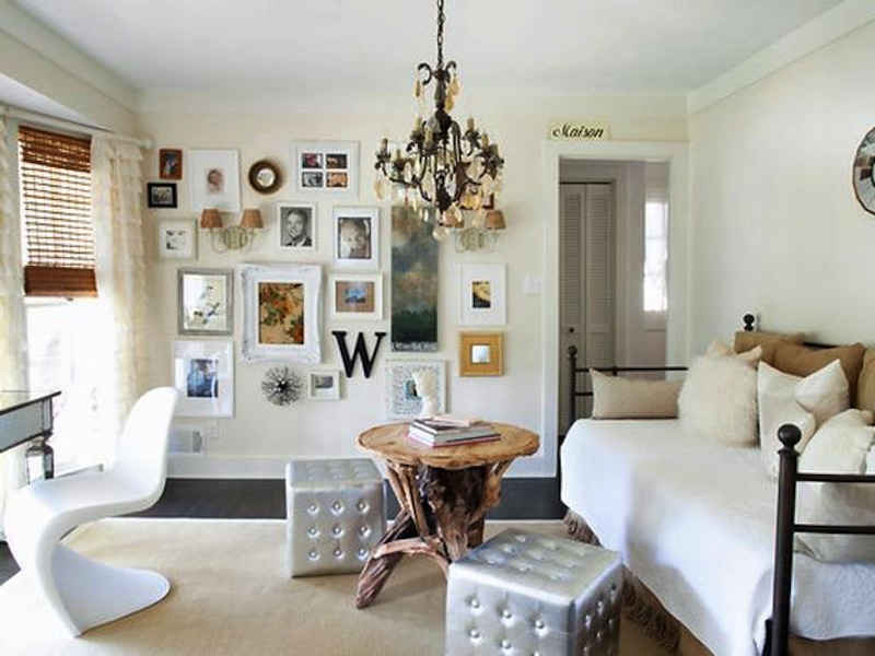 Eclectic Home Office eclectic and modern home offices | eclectic living home