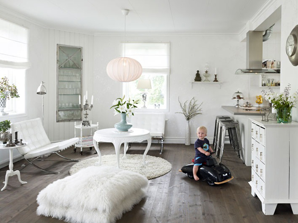 Superieur Stunning Swedish Villa » Miss Design.com Villa Interior Sweden House 1
