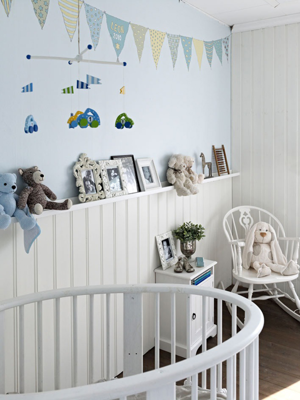 Miss eclectic - Idee decoration chambre bebe garcon ...