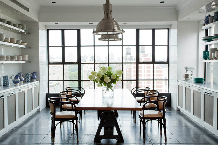 Design Master Anthony Baratta Eclectic Living Home