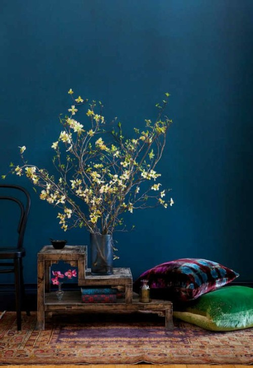 Color scheme emerald green and sapphire blue eclectic - What are jewel tones ...