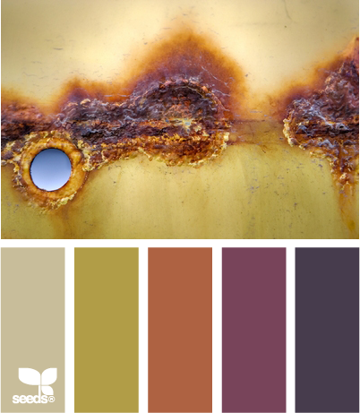 Color scheme purple and gold eclectic living home - Purple and gold color scheme ...