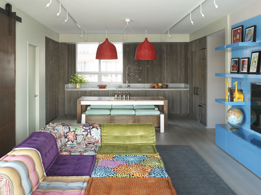 Every Space While Providing A Happy Colorful Home That Appeals To All