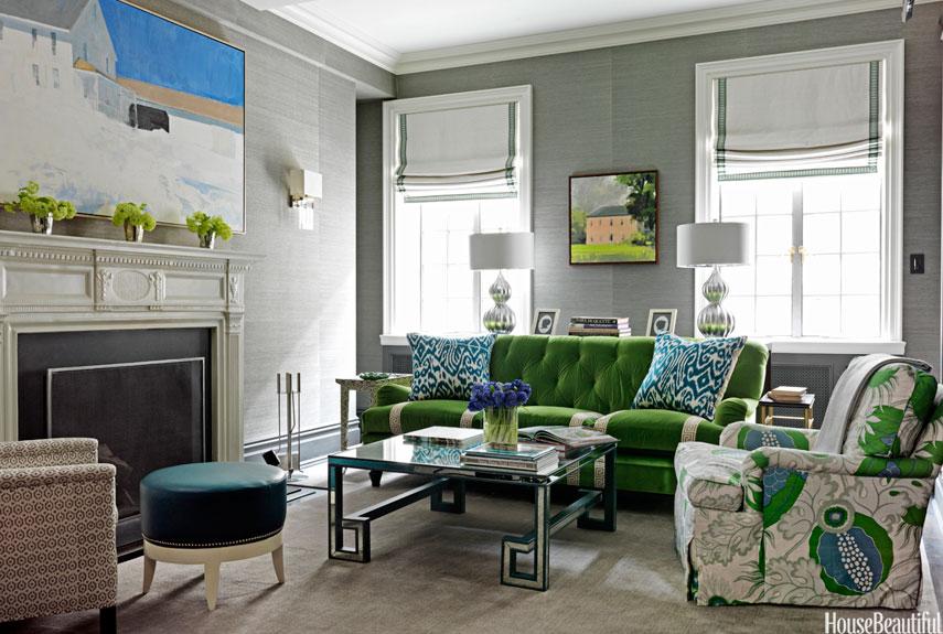 Park Avenue Palette  ECLECTIC LIVING HOME