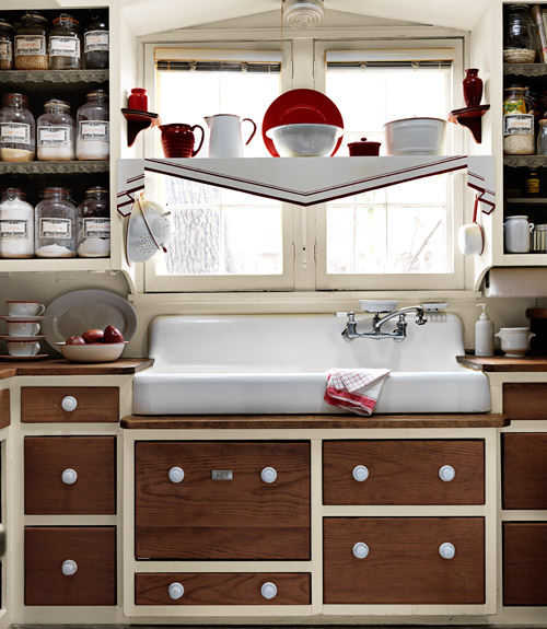 Country Kitchen Decorating Ideas: ECLECTIC LIVING HOME