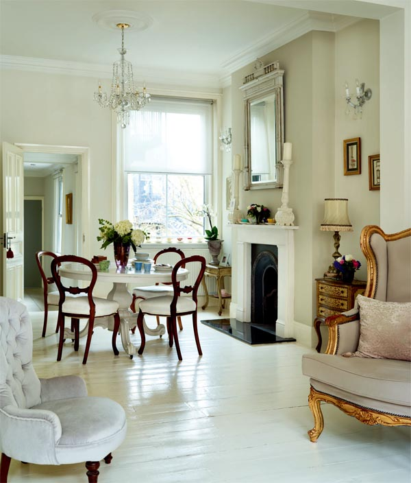 Darling Maisonette Eclectic Living Home