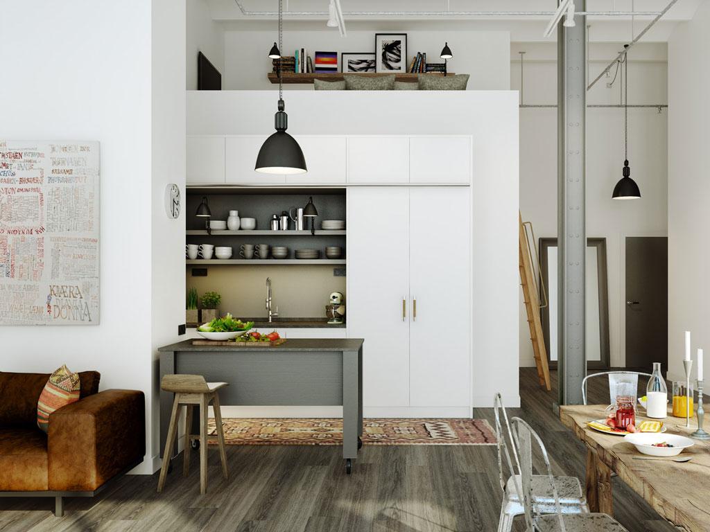 Laderfabriken   ECLECTIC LIVING HOME