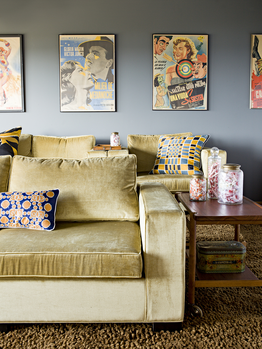 Design Jette Creative Eclectic Living Home
