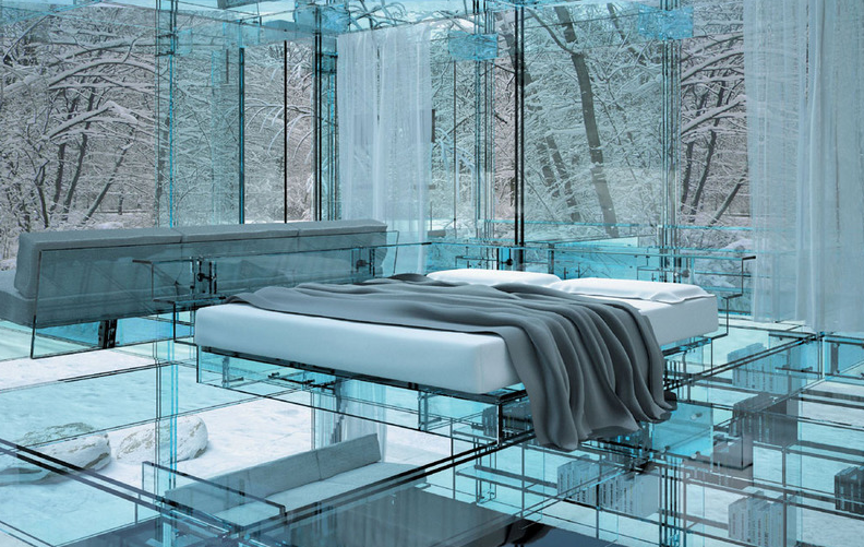 Glass house ashley nielsen vancouver real estate