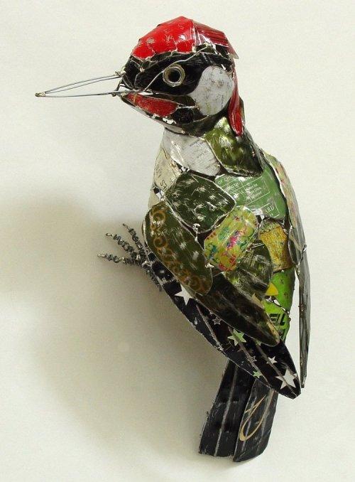 July Green Woodpecker sold